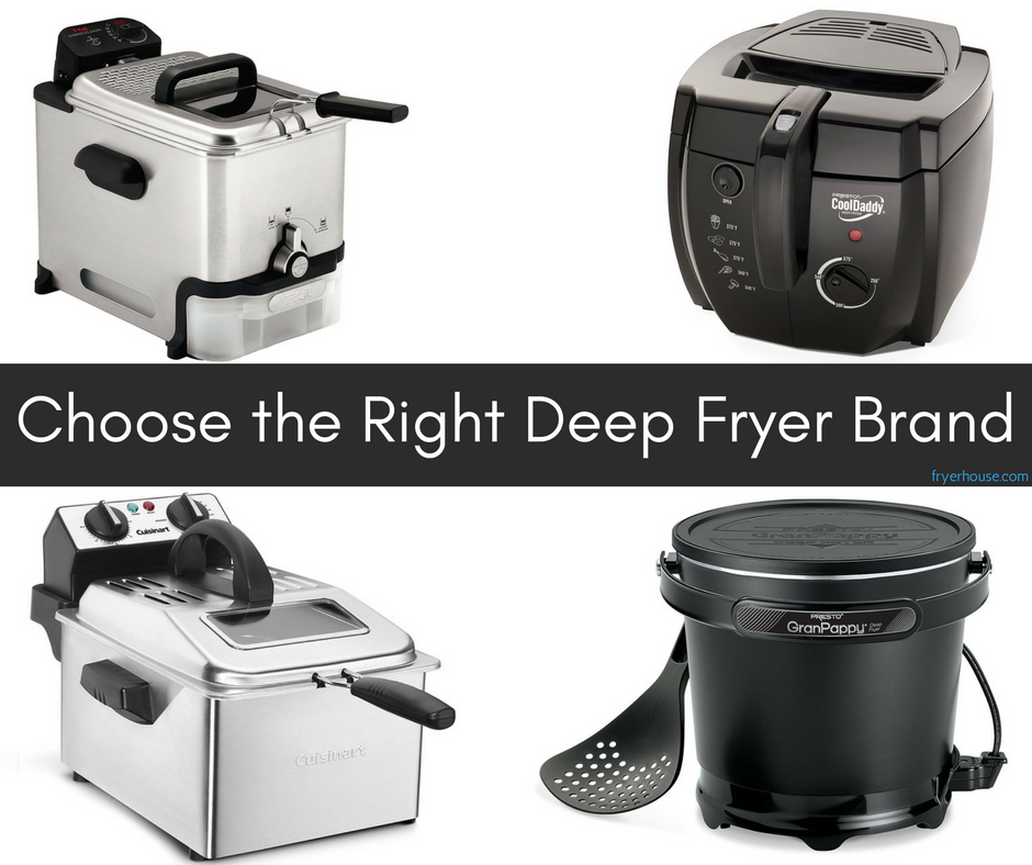 What is the Best Deep Fryer Brand