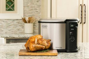 a 23011615 Butterball XL Electric Fryer Reviews