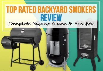 10 Best Backyard Smokers Review 2021 | Buying Guides