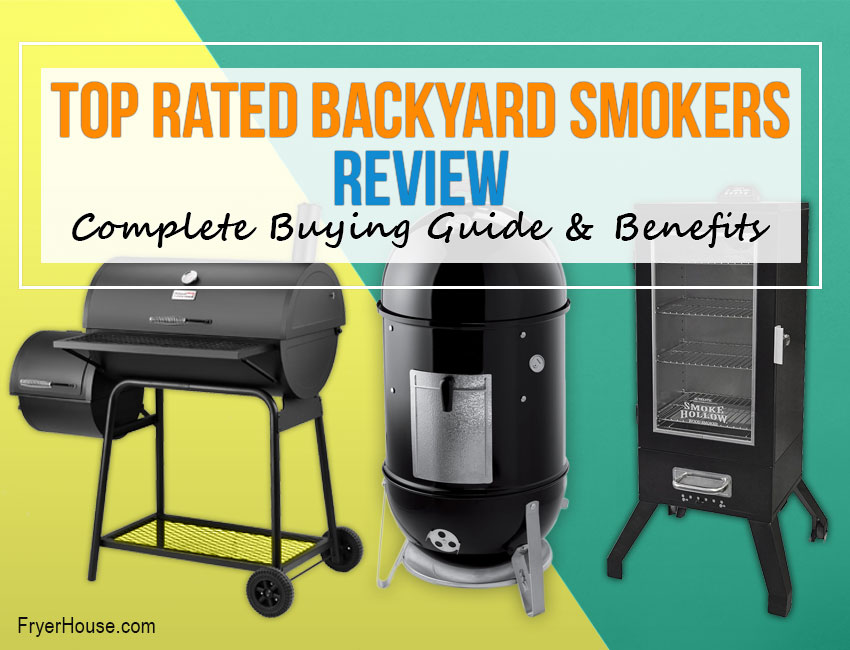 Best Backyard Smokers Review