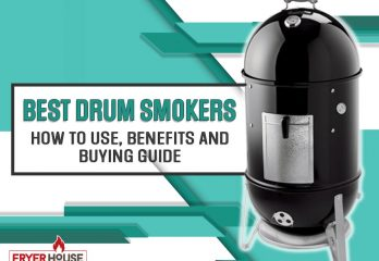 7 Best Drum Smokers Review 2021 | Get The Right Product