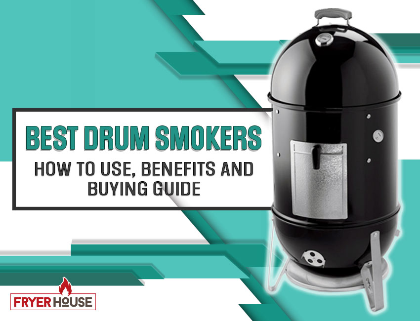 Best Drum Smokers Review