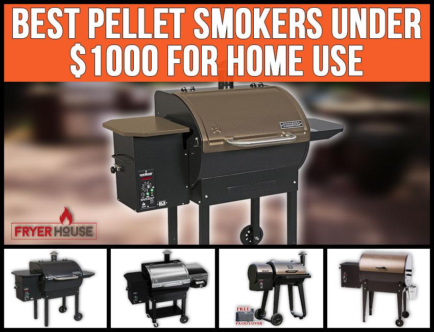 Best Pellet Smoker under $1000