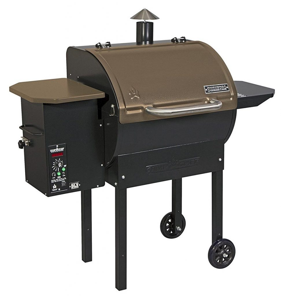 Camp Chef SmokePro DLX Wood Pellet Outdoor BBQ Grill and Smoker Review
