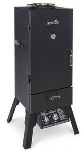 Char-Broil Vertical Liquid Propane Gas Smoker Review