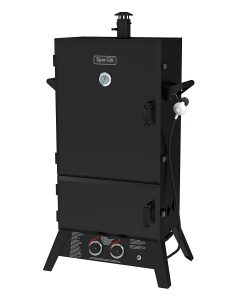 Dyna-Glo DGW1904BDP-D 43-inch Wide Body LP Gas Smoker Review