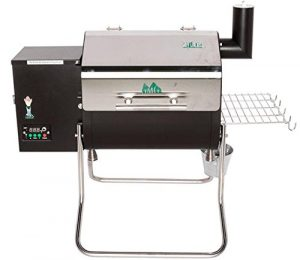Green Mountain Grills Davy Crockett electric Pellet smoker Review