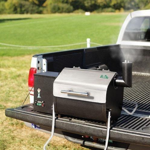 Green Mountain Grills Davy Crockett electric Pellet smoker