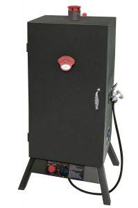 Landmann USA 3495BGW Smoky Mountain Vertical Gas Smoker Review