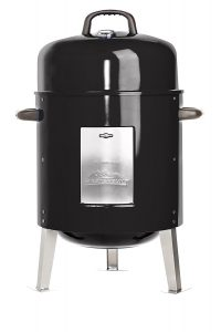 Masterbuilt 20060416 Charcoal Bullet Smoker Review