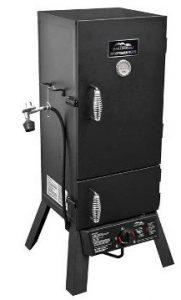 Masterbuilt GS30D Propane 2-Door Smoker Review
