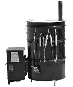 Pellet Pro Ugly Drum Smoker Review
