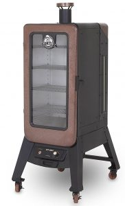 Pit Boss Grills 77350 3.5 Cu. ft. Vertical Digital Pellet Smoker Review