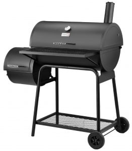 Royal Gourmet Charcoal Grill with Offset Smoker Review