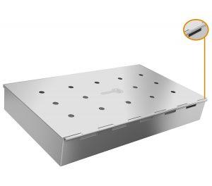 Smoker Box Maximum Wood Chip Capacity Review