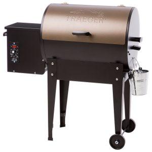 Traeger TFB29LZA Grills Junior Elite Wood Pellet Smoker Review