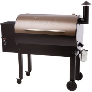 Traeger TFB65LZBC Grills Texas Elite 34 Wood Electric Pellet Smoker Review