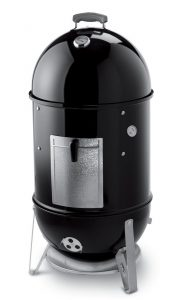 Weber 721001 Smokey Mountain smoker review