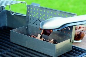 What is a Smoker Box for Gas Grill