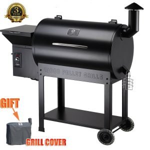 Z Grills Wood Pellet Electric Smoker Review
