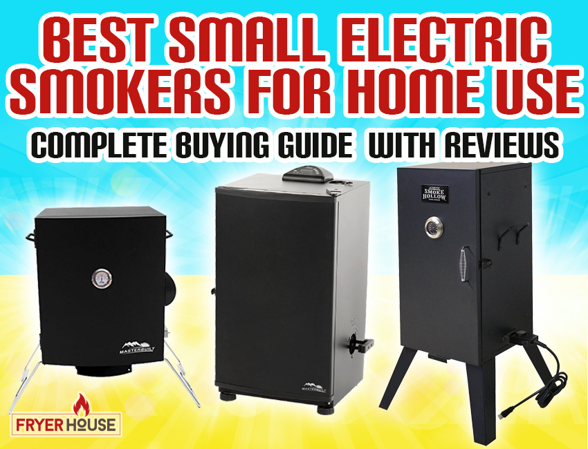 Best Small Electric Smoker Review