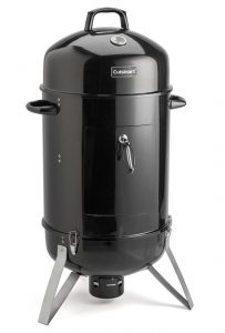 Cuisinart COS-118 Vertical 18 inch Charcoal Smoker Review
