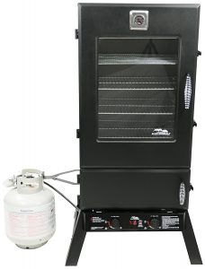 Masterbuilt 20050614 Propane Smoker Review