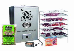 SMOKEH BIG CHIEF TOP LOAD SMOKER review