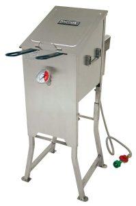 Bayou Classic 700-701 4-Gallon Bayou Fryer