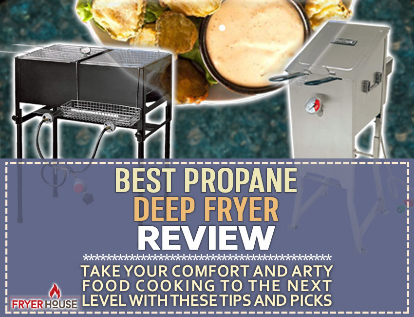 Best Propane Deep Fryers Review