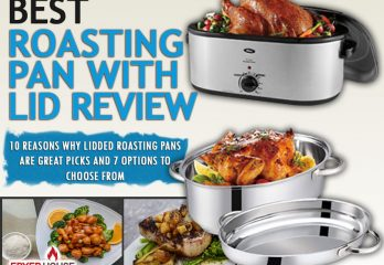 7 Best Roasting Pan with Lid 2021 | Expert Reviews