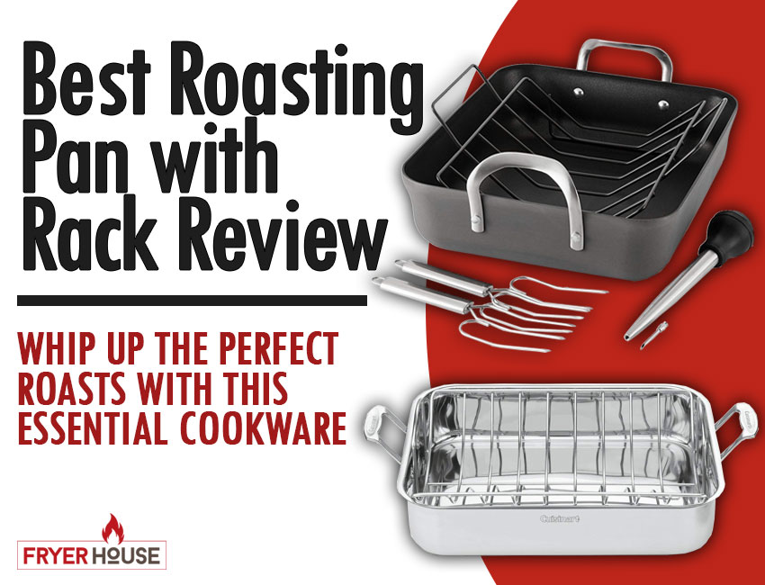 Best Roasting Pan with Rack