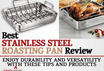 10 Best Stainless Steel Roasting Pans Review in 2019 | Get the Right Model for You