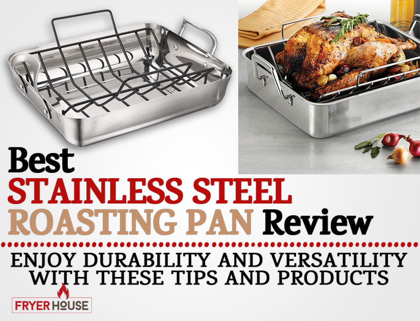 Best Stainless Steel Roasting Pan