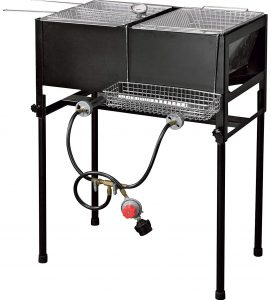 Kitchener Triple Basket Deep Fryer