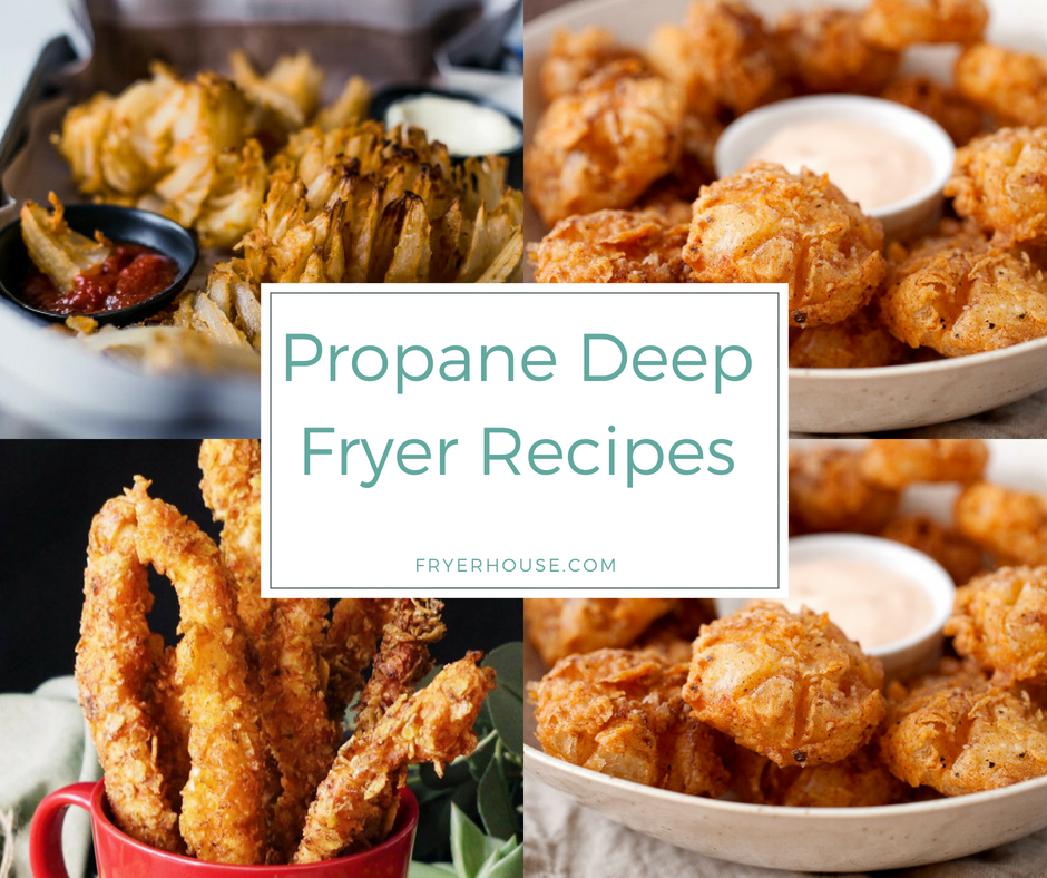 Propane Deep Fryer Recipes