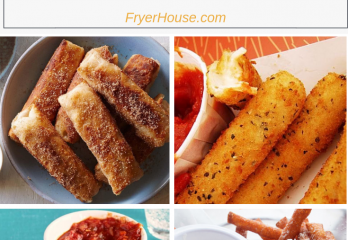 Simple Deep Fried Apple Sticks Recipe | FryerHouse.com