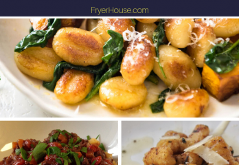 Easy Deep Fried Gnocchi Recipe | FryerHouse.com