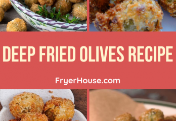 Easy Deep Fried Olives Recipe | FryerHouse.com