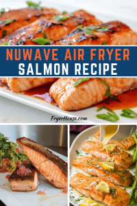 Nuwave Air Fryer Salmon Recipe