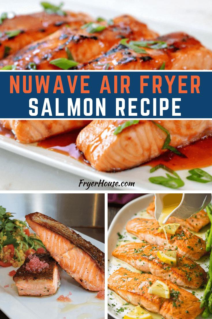 Nuwave Air Fryer Salmon Recipe