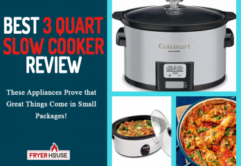 8 Best 3 Quart Slow Cookers You Can Buy in 2019 | Get the Right Model for You