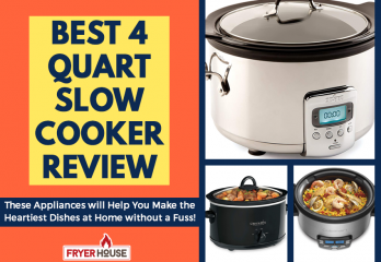 10 Best 4 Quart Slow Cookers Review 2021 | Top Picks