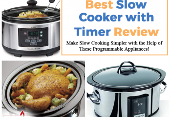 6 Best Slow Cookers with Timer Reviews 2019   Get the Right Model for You