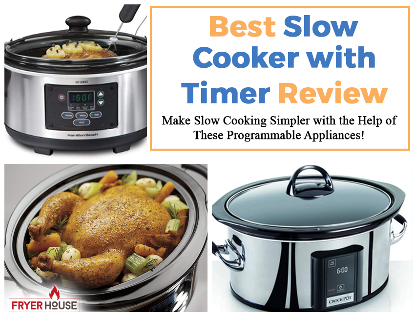 Best Slow Cooker with Timer Review