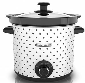 Black & Decker SC1004D 4 Qt Slow Cooker