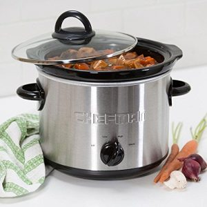 Chefman 3 Quart Slow Cooker
