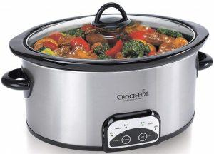 Crock-Pot 4Qt Smart Pot Slow Cooker