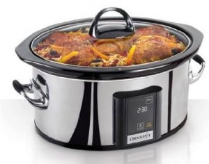 Crock-Pot 6.5-Quart Slow Cooker