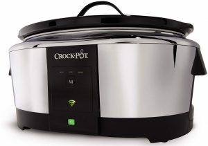 Crock-Pot Wemo Smart Wifi-Enabled Slow Cooker